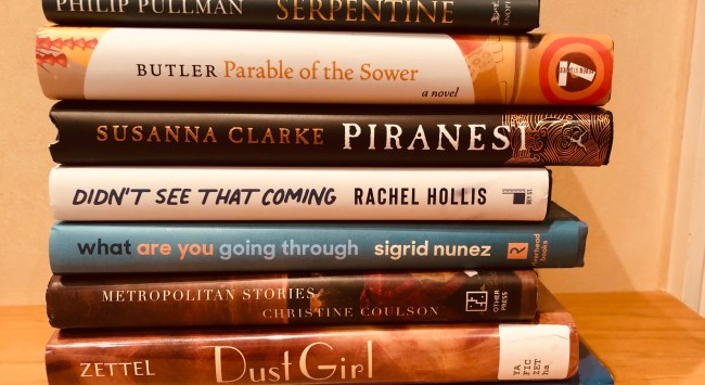 What I Read This Month: November 2020