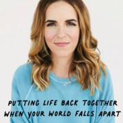 Podcast 298: Award Yourself with a Sticker, A Memory Hack, and a Conversation with Rachel Hollis About Dealing with Unexpected Challenges