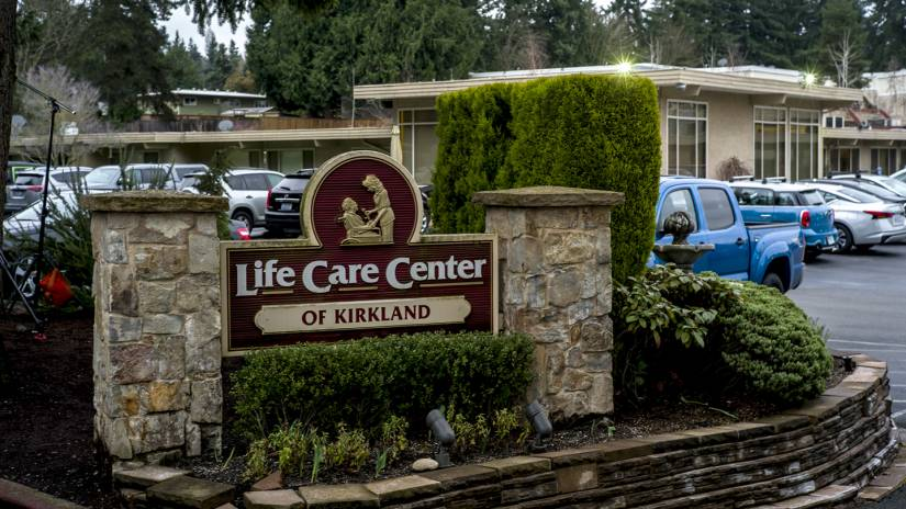 COVID-19 poses particular challenges for nursing homes   Hub on Life Care Center Of Kirkland id=47950