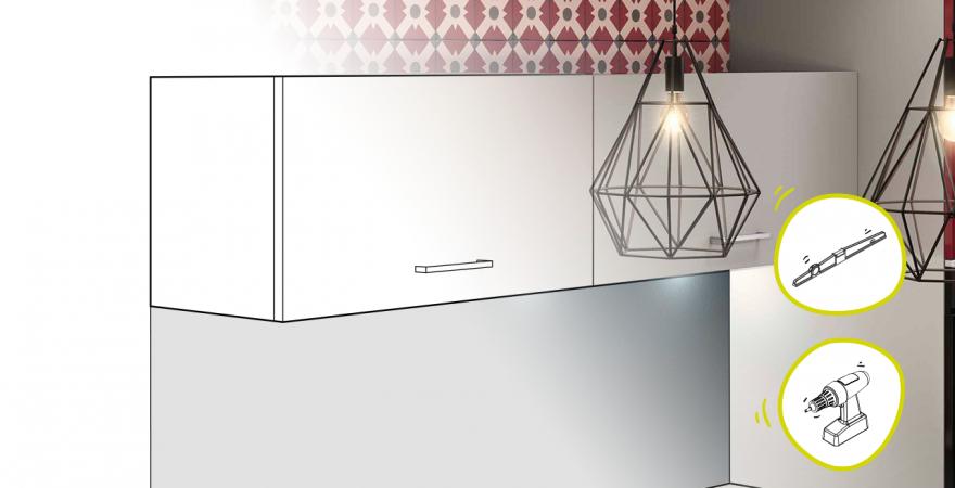 meuble haut de cuisine tous les