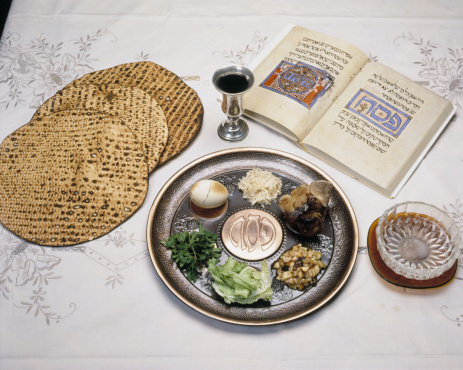 History Behind 7 Passover Traditions: Seder, No Bread, More   Time
