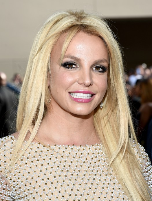 Britney Spears: Nannying for Brad and Angelina Would Be a ...
