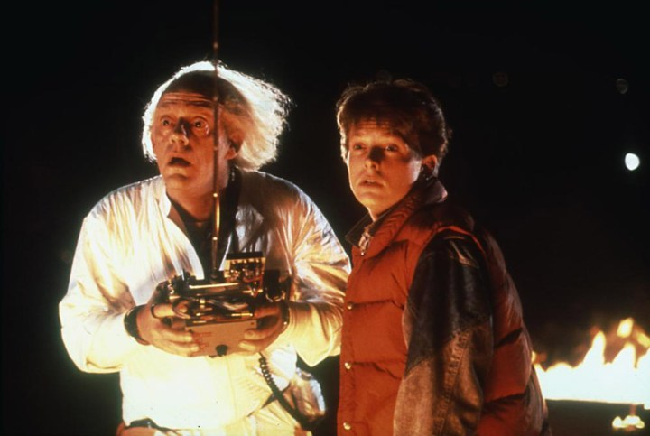 Back to the Future Anniversary: Fan Theories   Time