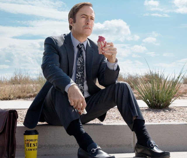 Better Call Saul Season  Review Breaking Bad Spinoff Time