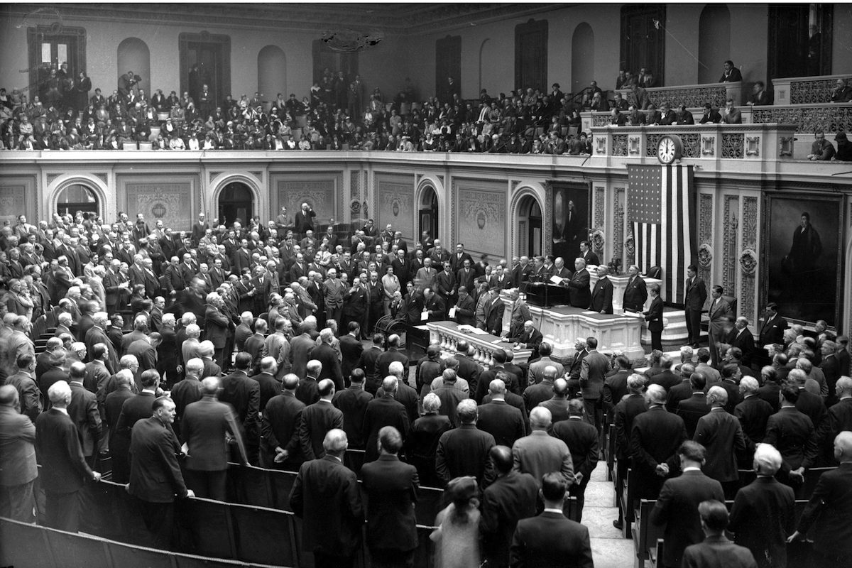 New Deal History The Law That Started Fdr S Program