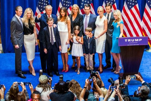 Donald Trump Family Guide: Ivanka, Melania, Tiffany and More | Time