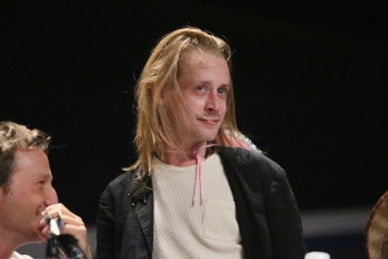 Macaulay Culkin Gets a Pedicure From Paris Jackson | Time