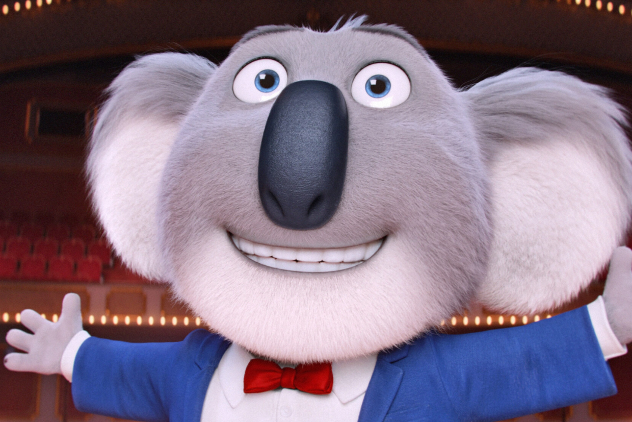 Sing Review Not Even Talking Animals Can Save It Time