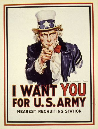 World War I Anniversary: Story Behind the Uncle Sam Poster | Time