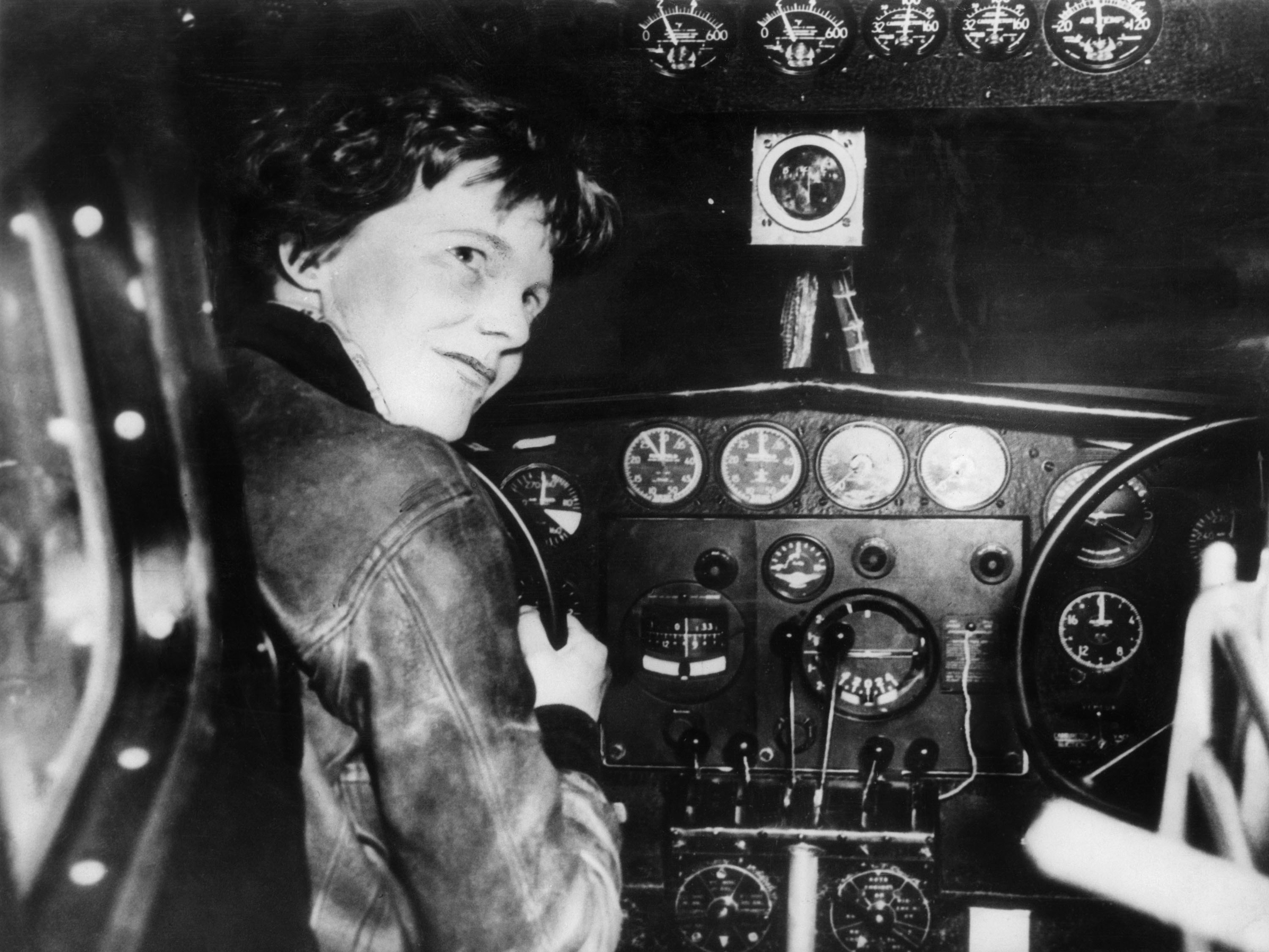 Amelia Earhart Dogs Will Attempt To Locate Her Remains