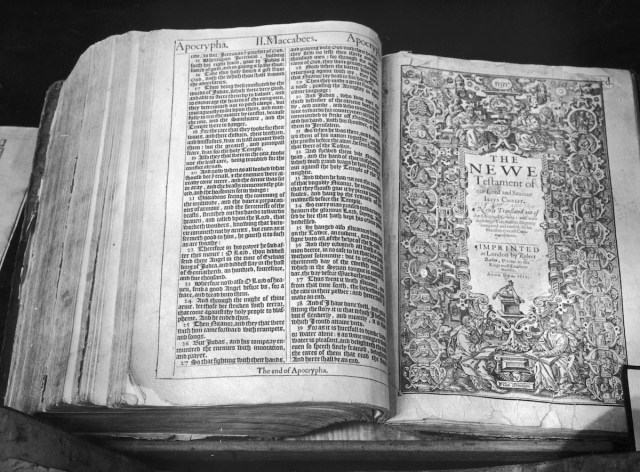 King James Bible: How and Why the Translation Came to Be  Time