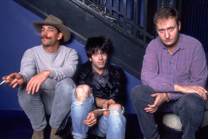 Grant Hart: Four Hüsker Dü Songs to Play Loudly   Time
