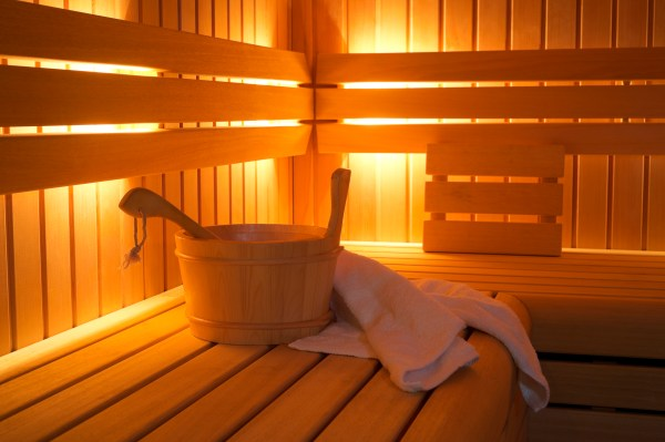 Saunas May Help Lower Blood Pressure Naturally | Time