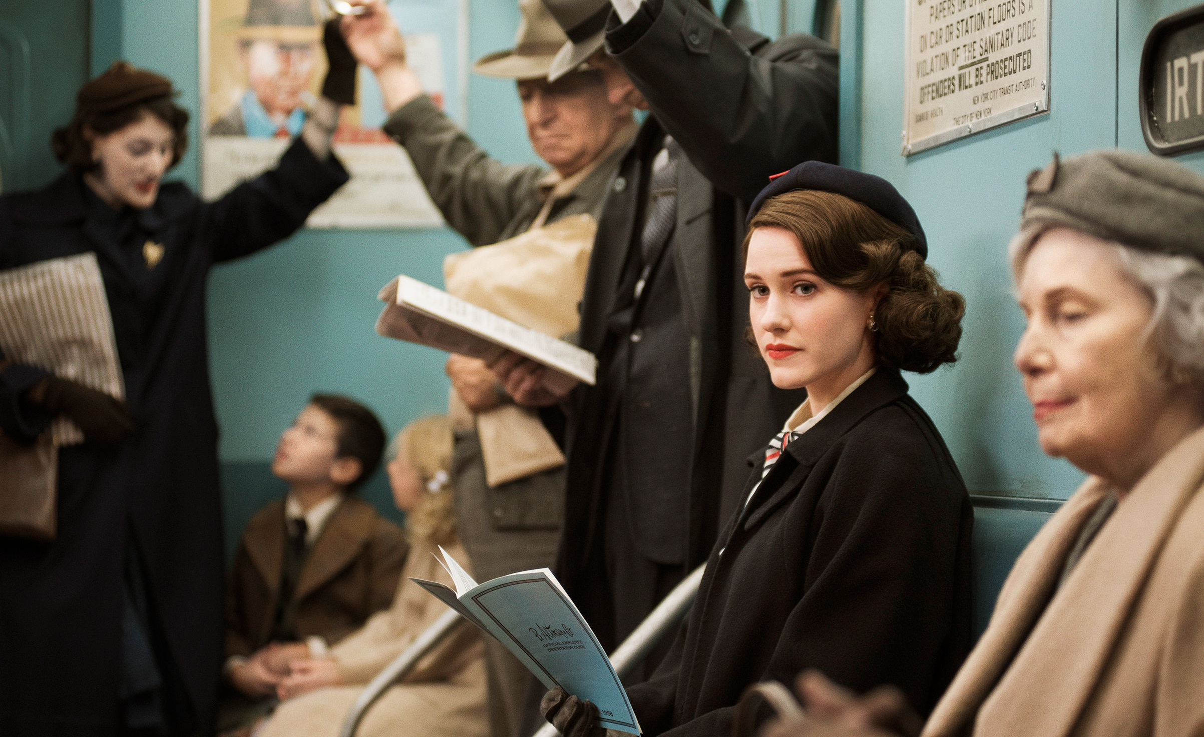 The Marvelous Mrs. Maisel Is a Heroine for Modern Times   Time