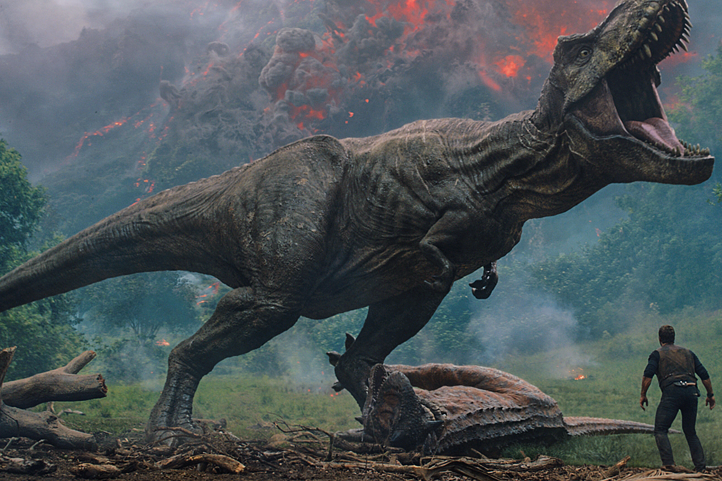 The Real Dinosaurs Behind 'Jurassic World: Fallen Kingdom' | Time