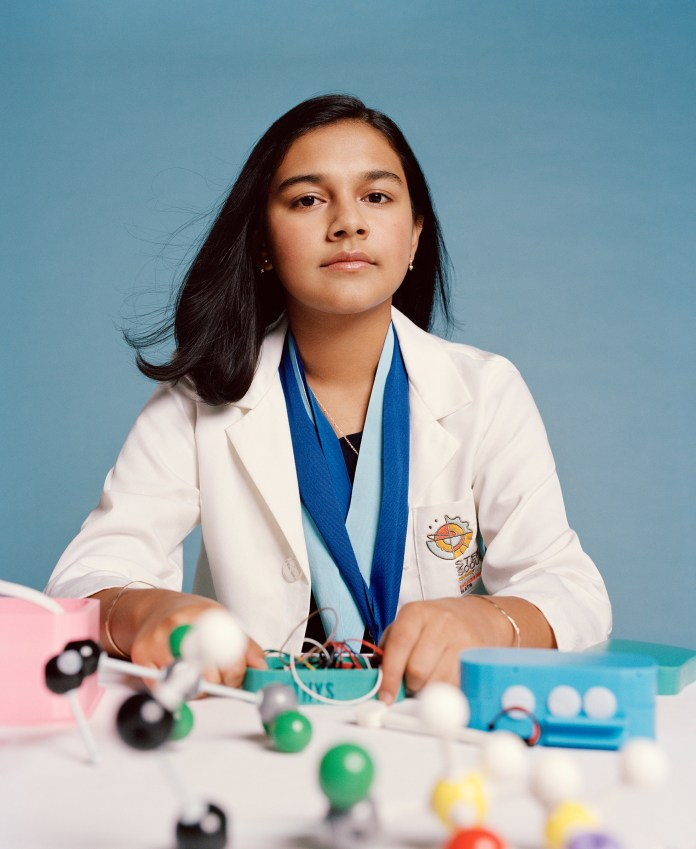 TIME's 2020 Kid of the Year: Meet Gitanjali Rao | Time