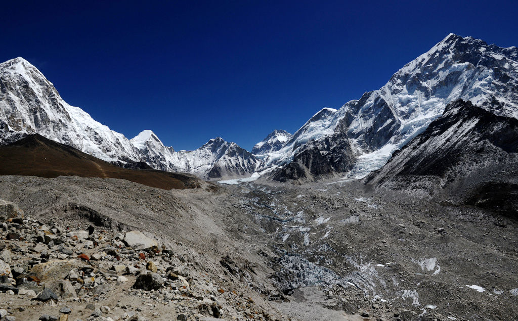 Report: One-Third of Himalayan Glaciers Could Melt by 2100 | Time