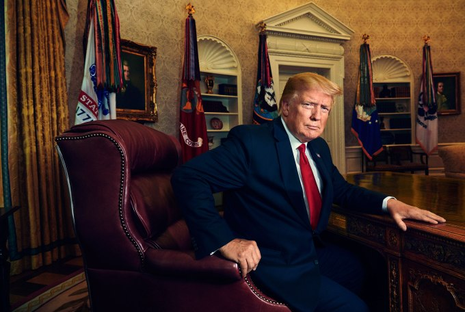 Inside President Trump's Untested Re-Election Strategy | Time