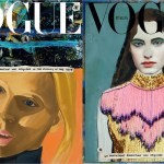 Why Italian Vogue Replaced Photoshoots With Illustrations Time