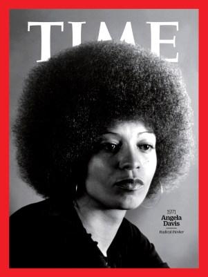 Angela Davis: 100 Women of the Year | Time