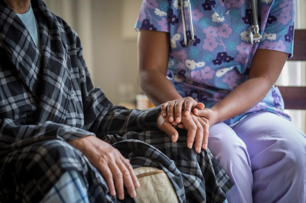 Image result for helping elderly coronavirus india