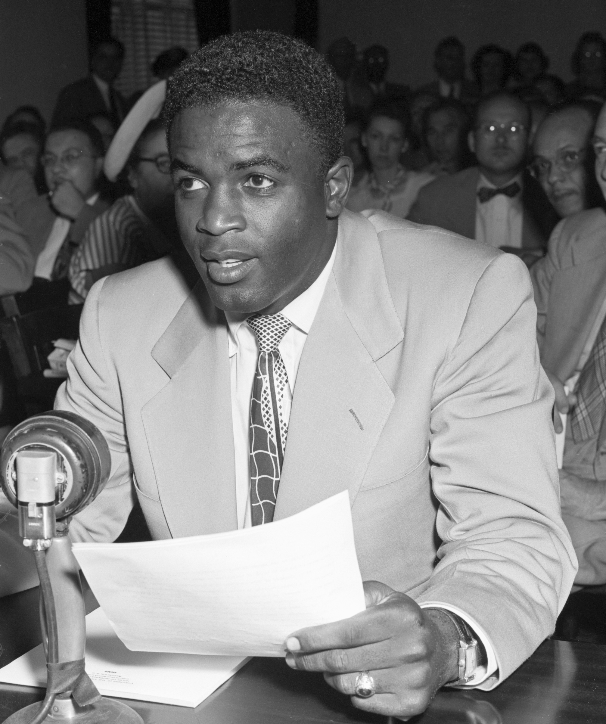 Jackie Robinson S Moving Testimony On Racism And Communism
