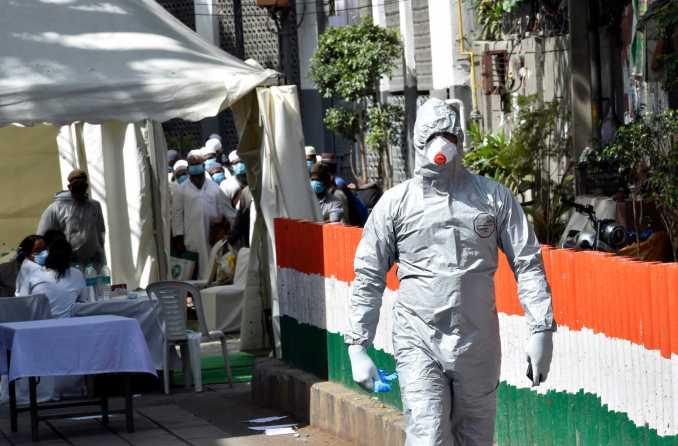 Coronavirus Exacerbates Islamophobia in India   Time