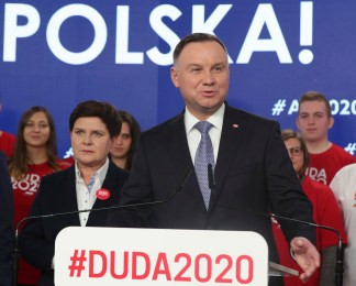 Polish President Andrzej Duda Says LGBT Rights 'Ideology' is 'More Destructive to the Human Being' Than Communism