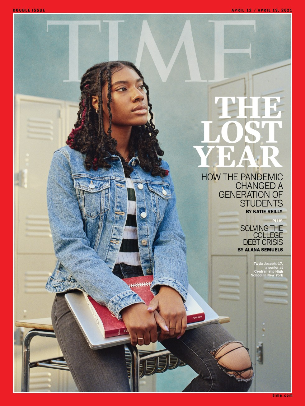 The Lost Year Time Magazine cover