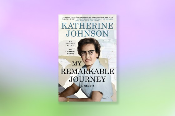 books to read may katherine johnson
