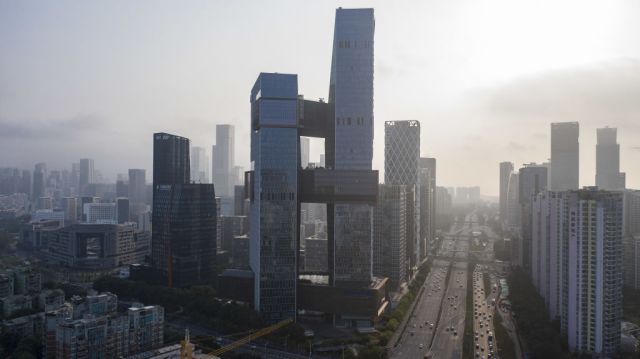 Tencent Headquarters As Asia's Largest Conglomerate Said to Face Broad China Clampdown on Fintech, Deals