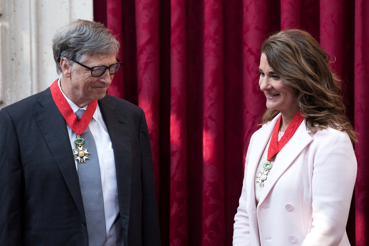 Why Did Bill and Melinda Gates Divorce? What Therapists Say | Time