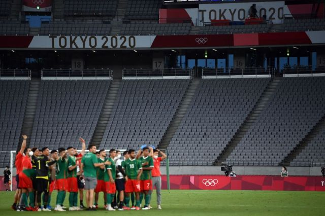 VOETBAL-OLY-2020-2021-TOKYO-MEX-FRA