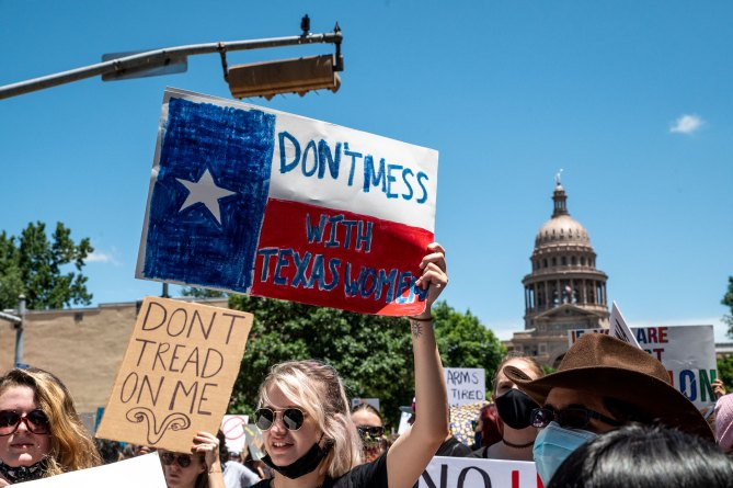 What Texas' Abortion Ban Means for Future of Abortion Rights | Time