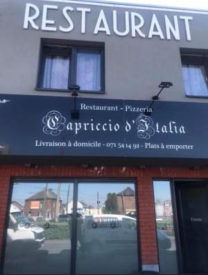 Capriccio D'italia