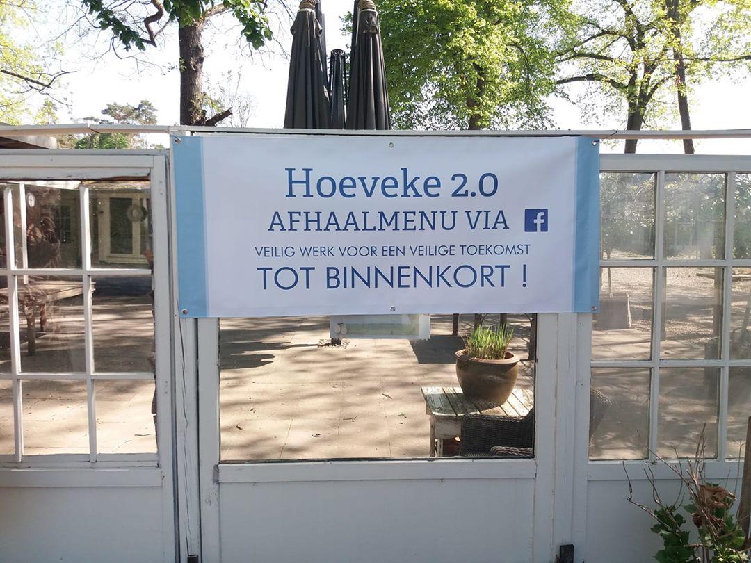 Hoeveke 2.0 restaurant