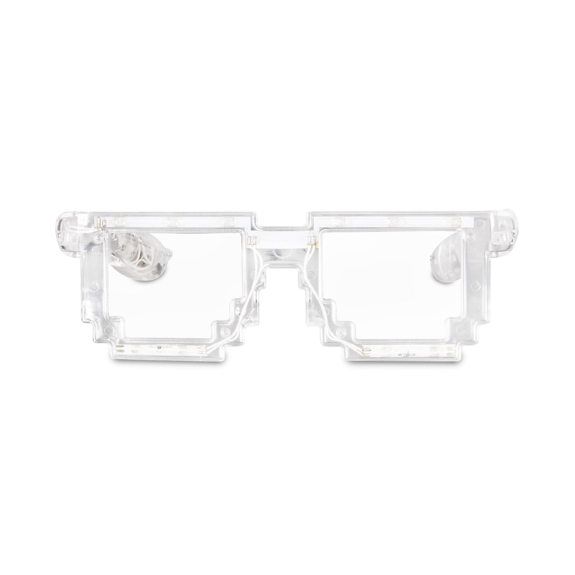 Led Pixel Eyeglasses