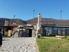 a restaurant near Ilia's Lake