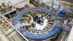 A Chinese physicist hunts a ghost particle, not discouraged by US-Chinese friction