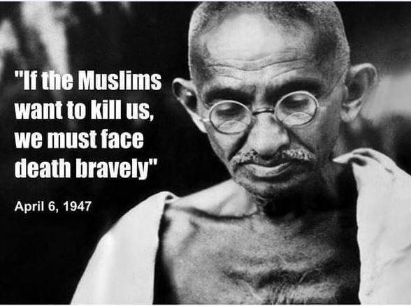 Gandhi, Secularism & Weakening of Dharmic Faiths of India