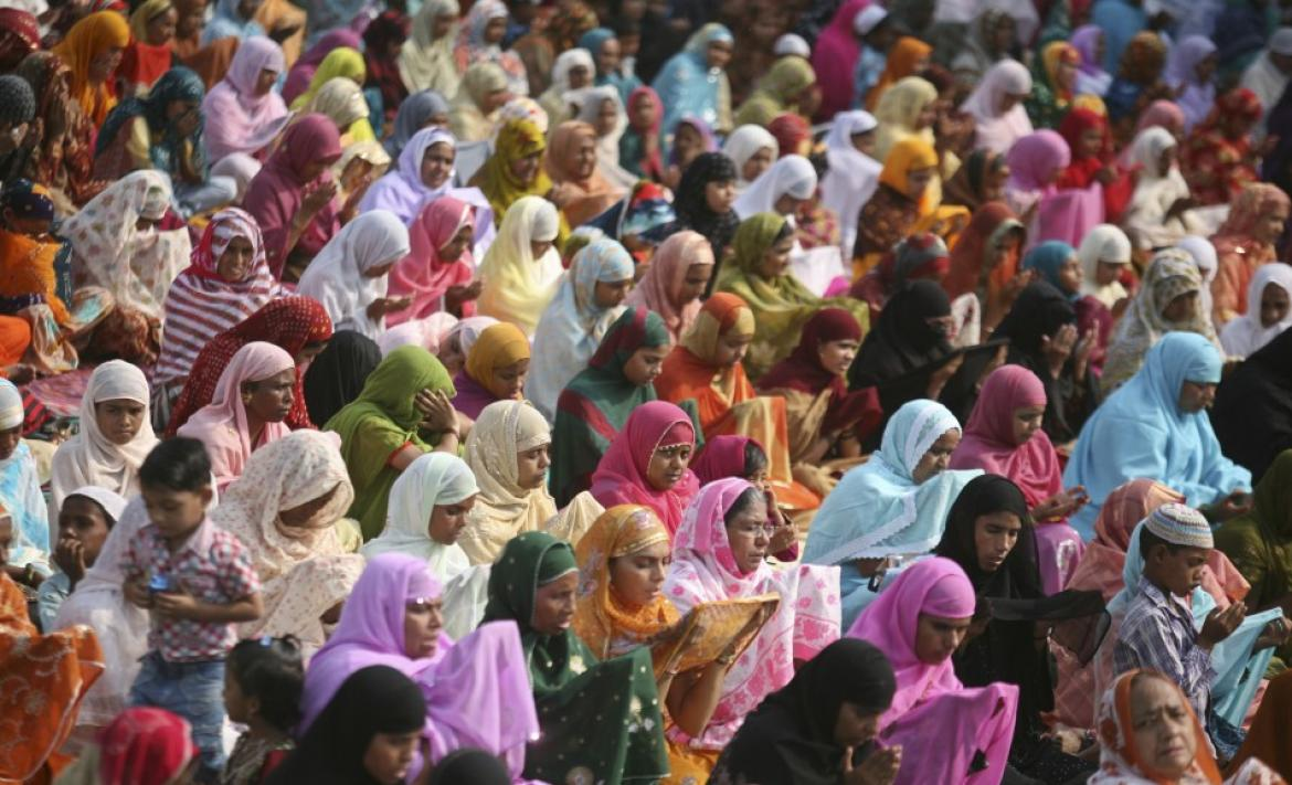 Population Explosion! Muslim *efforts* of Nation Building in India!