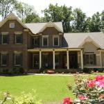 Milton Georgia Estate Neighborhood