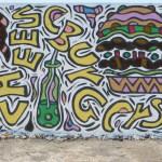 Atlanta Mural Along The Beltline