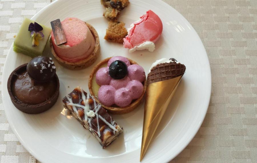 Sunday Monthers Day Brunch Desserts