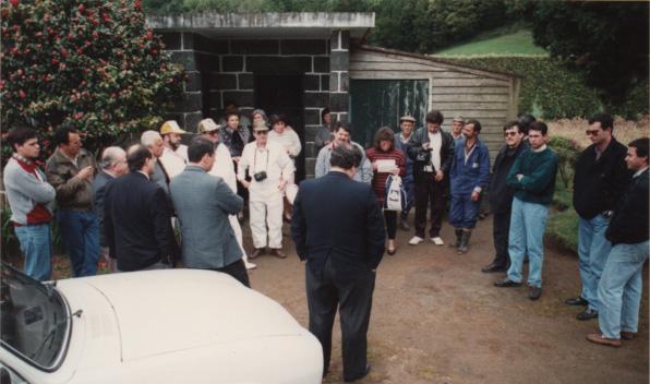 associação nos Açores 1993