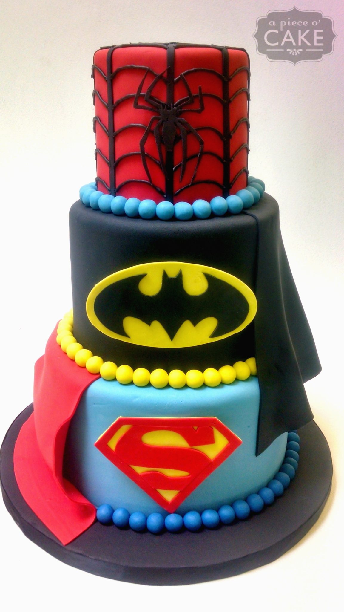 Batman Birthday Cupcakes Ideas