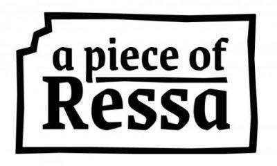 a piece of ressa