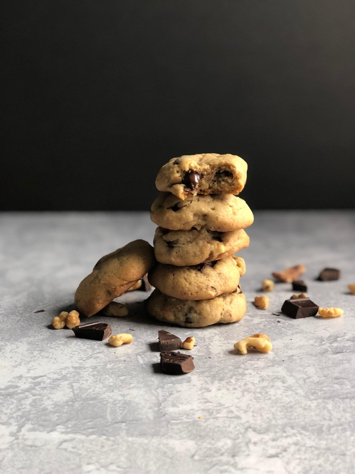 mini chocolate chip cookie recipe