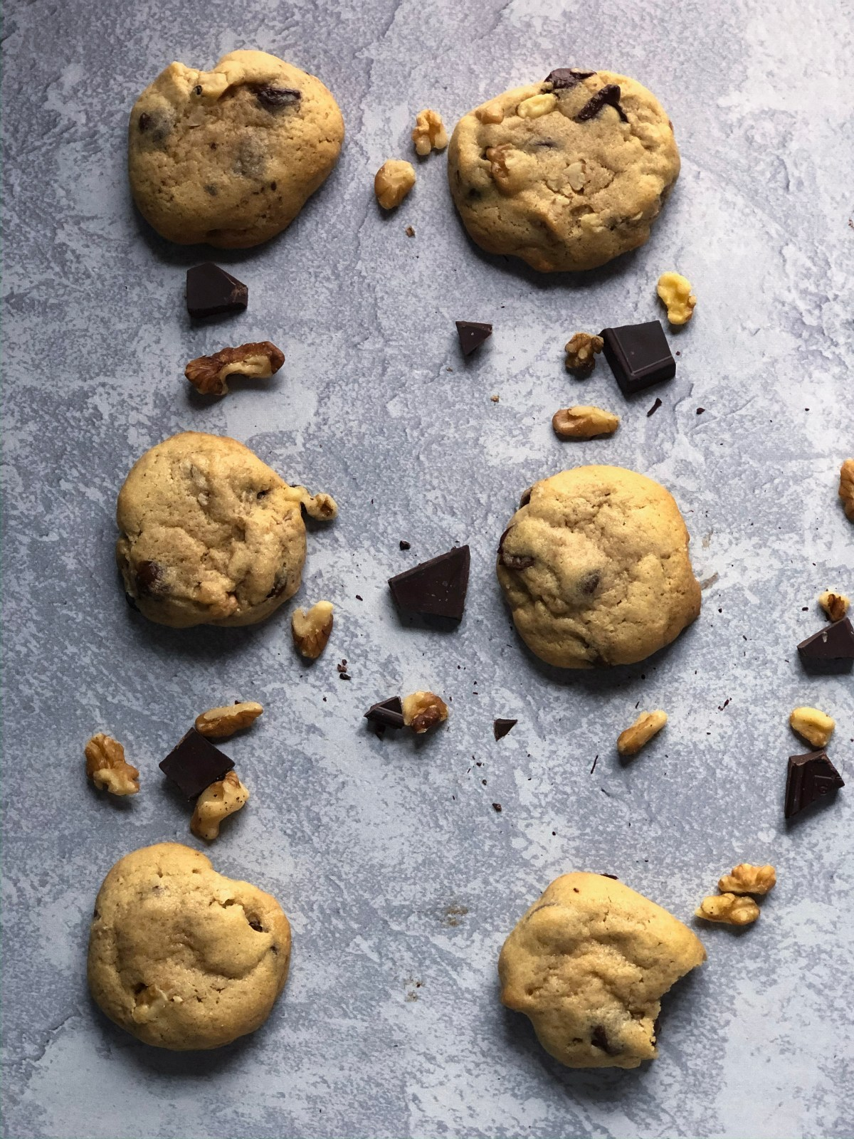 easy mini chocolate chip cookies