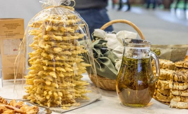 Žaslių tradicinių amatų centro gaminiai